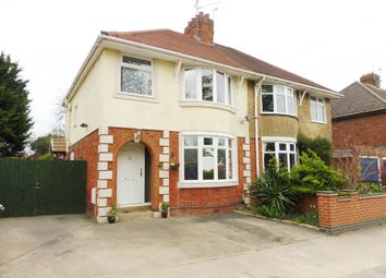 Thumbnail 3 bed semi-detached house for sale in Cecil Street, Rothwell, Kettering