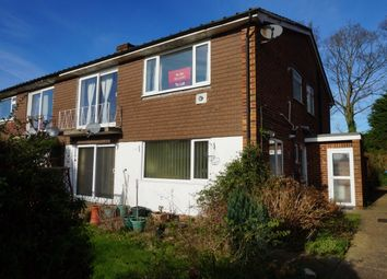 Thumbnail 3 bed flat to rent in Moorlands Crescent, Southampton