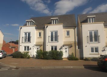 Thumbnail 4 bedroom semi-detached house for sale in Admiral Way, Exeter