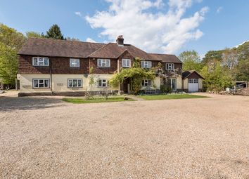 Thumbnail 7 bed detached house for sale in Whitesmith, Lewes, East Sussex