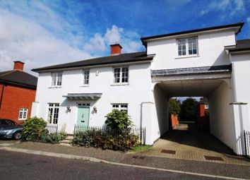Thumbnail 5 bed link-detached house for sale in Elgar Drive, Witham