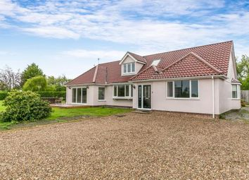 Thumbnail 5 bed bungalow for sale in Hintlesham, Ipswich, Suffolk