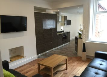 Thumbnail 3 bedroom flat to rent in Warwick Street, Newcastle Upon Tyne