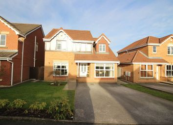 Thumbnail 4 bedroom detached house for sale in Glenwood Close, Radcliffe