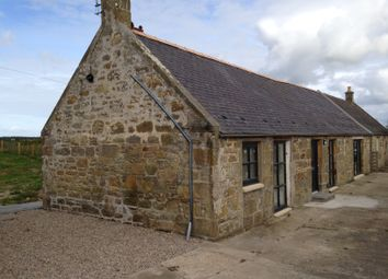 Thumbnail 2 bed cottage to rent in Rothills Farm, Nr Duffus, Elgin