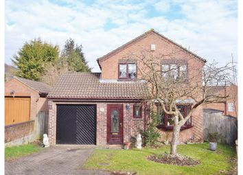 Thumbnail 4 bed detached house for sale in Glamis Close, Walderslade