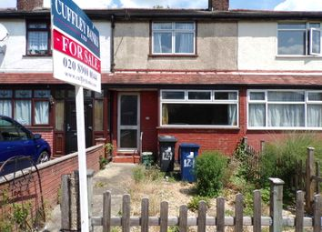 Thumbnail 2 bed terraced house for sale in Empire Road, Perivale, Greenford