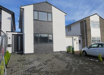 Thumbnail 3 bed link-detached house for sale in Forest Hills Drive, Talbot Green, Pontyclun