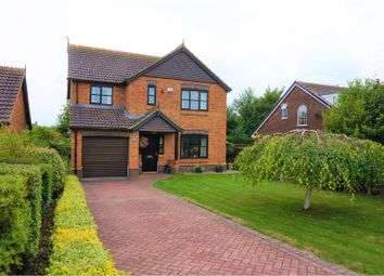 Thumbnail 4 bed detached house for sale in Marsh Lane, Barrow-Upon-Humber