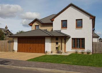 Thumbnail 4 bed detached house for sale in Panmure Road, Monikie, Dundee
