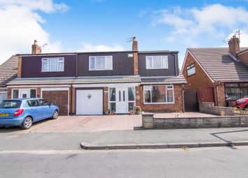 Thumbnail 4 bed semi-detached house for sale in Sunningdale Drive, Heswall, Wirral