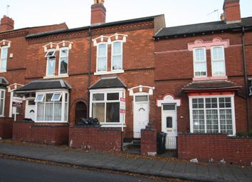 Thumbnail 3 bed terraced house to rent in Boulton Road, Birmingham