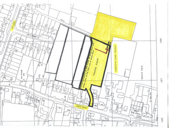 Thumbnail Land for sale in Off Church Street, Langford