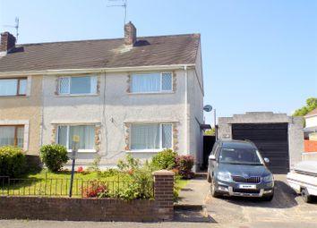 Thumbnail 3 bed property for sale in Heol Y Felin, Neath