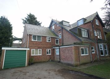 Thumbnail 2 bed flat to rent in Station Road, Mickleover, Derby