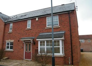 Thumbnail 3 bed property to rent in Wordsworth Avenue, Stratford-Upon-Avon
