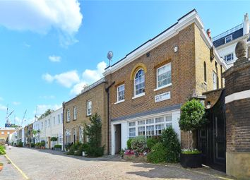 Thumbnail 4 bed mews house for sale in Hyde Park Gardens, London