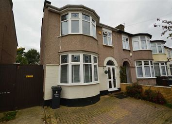 Thumbnail 3 bed end terrace house to rent in Netherfield Gardens, Barking, Essex