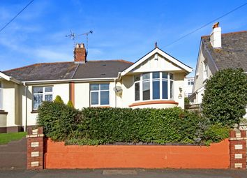 Thumbnail 2 bed semi-detached bungalow for sale in Boundary Road, Torquay