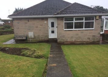 Thumbnail 2 bed semi-detached bungalow to rent in 54 St Albans Way, Wickersley, Rotherham.