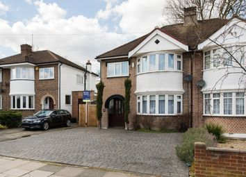 Thumbnail 3 bedroom semi-detached house for sale in Crathie Road, London