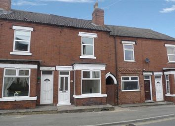 Thumbnail 2 bed terraced house to rent in Manners Road, Ilkeston, Derbyshire