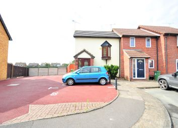 Thumbnail 1 bed end terrace house to rent in Drummond Close, Erith