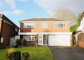 Thumbnail 5 bed detached house for sale in Highcroft Drive, Four Oaks, Sutton Coldfield