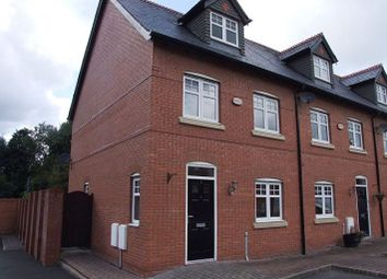Thumbnail 3 bed town house for sale in Alden Close, Worthington Park, Standish