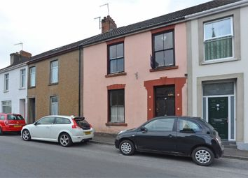 Thumbnail 4 bedroom terraced house for sale in Lady Street, Kidwelly, Carmarthenshire
