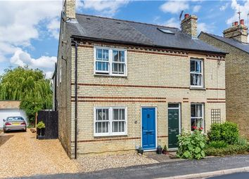 Thumbnail 3 bed semi-detached house for sale in West Road, Histon, Cambridge