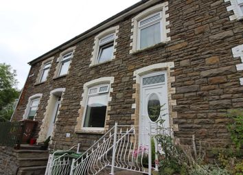 Thumbnail 2 bed terraced house for sale in Commercial Road, Abercarn, Newport