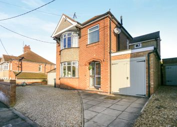 Thumbnail 3 bed detached house for sale in York Road, Higham Ferrers, Rushden