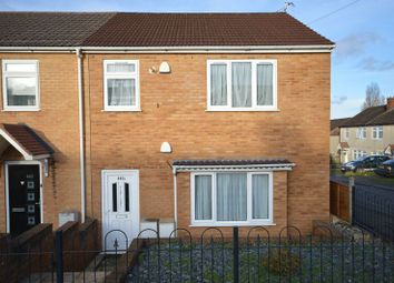 Thumbnail 1 bedroom flat for sale in Bishport Avenue, Bishopsworth, Bristol