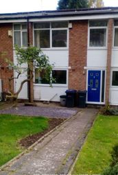 Thumbnail 3 bed terraced house to rent in Minden Grove, Selly Oak, Birmingham