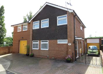 Thumbnail 5 bed detached house for sale in Cranbourne Park, Hedge End, Southampton