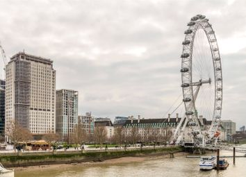 Thumbnail 3 bed flat for sale in Belvedere Gardens, Southbank Place, York Road, London