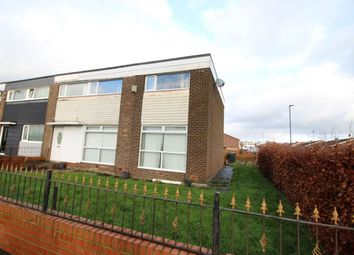 Thumbnail 4 bed terraced house for sale in Clifton Walk, Chapel House, Newcastle Upon Tyne
