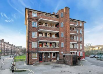 Thumbnail 3 bed flat for sale in Barham House, Kinglake Estate, London