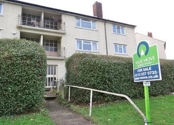 Thumbnail 2 bedroom flat for sale in Lingfield Approach, Leeds