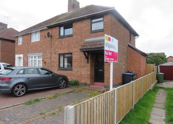 Thumbnail 3 bed property to rent in Bucknill Crescent, Hillmorton, Rugby