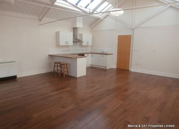 Thumbnail 1 bedroom flat to rent in The Ice House, Swansea