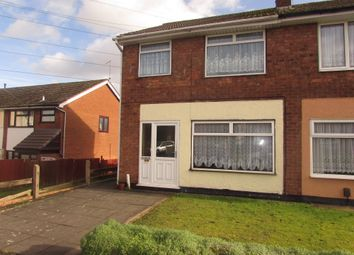 Thumbnail 3 bed semi-detached house for sale in Junction Street, Oldbury