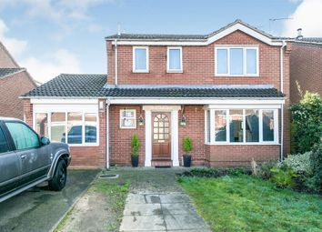 Thumbnail 5 bed detached house for sale in Fishbane Close, Ipswich