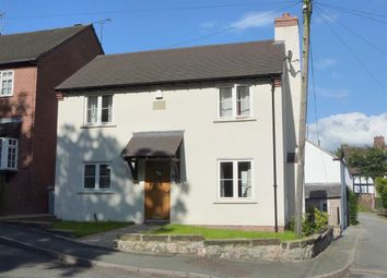 Thumbnail 3 bed detached house to rent in Well Bank, Sandbach