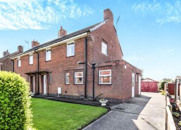 Thumbnail 3 bedroom semi-detached house for sale in Poplar Drive, Glapwell, Chesterfield, Derbyshire
