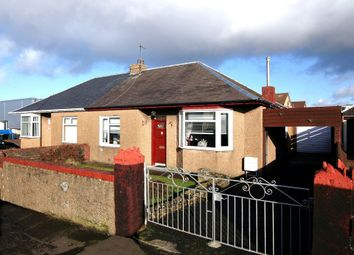 Thumbnail 2 bed semi-detached bungalow for sale in Galloway Avenue, Ayr