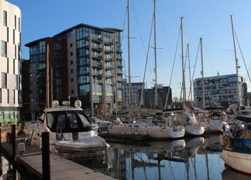 Thumbnail 2 bed flat to rent in Neptune Marina, 1 Coprolite Street, Ipswich, Suffolk