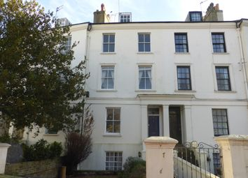 Thumbnail Terraced house for sale in Effingham Crescent, Dover, Kent