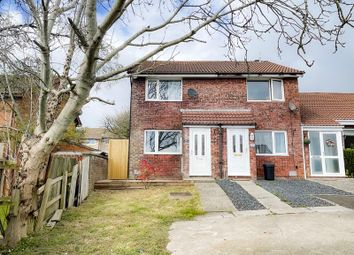 Thumbnail 2 bed end terrace house for sale in Hazeldene Avenue, Brackla, Bridgend